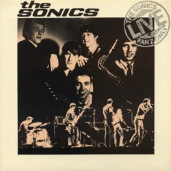 The Sonics- Live- Fanz Only